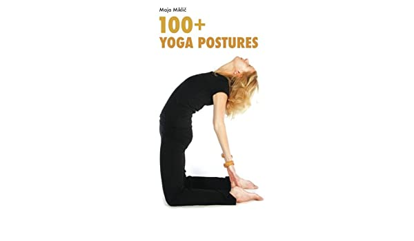 100+ yoga postures: inclusive images: Amazon.es: Maja Miklic ...