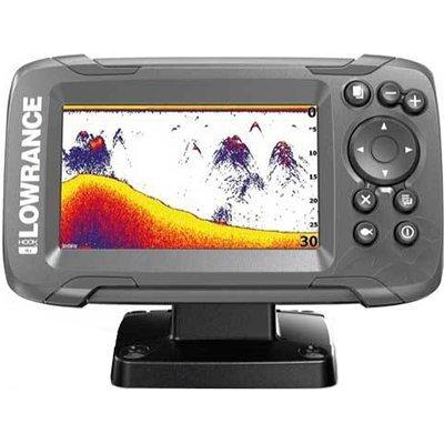 Lowrance Hook2-4x Sonar (No GPS), 200 KHz