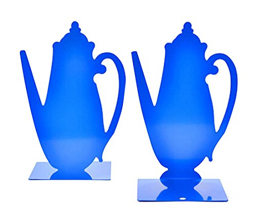 teapot bookends - 1