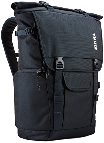 Thule Covert DSLR Rolltop Daypack-Mineral