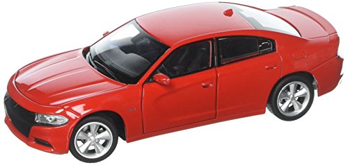 Welly 1:24 - 2016 Dodge Charger R/T (Red) ()