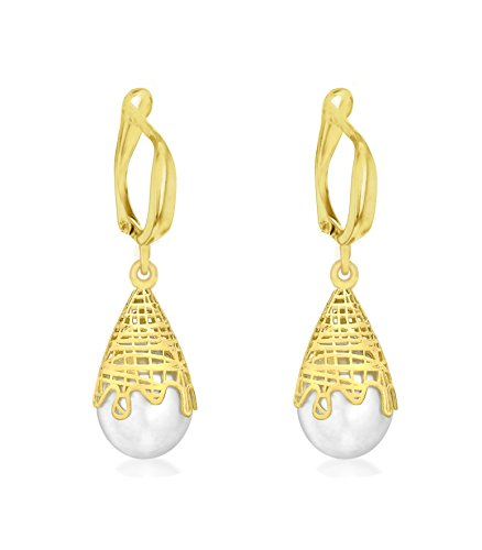 Carissima Gold           FINEEARRING