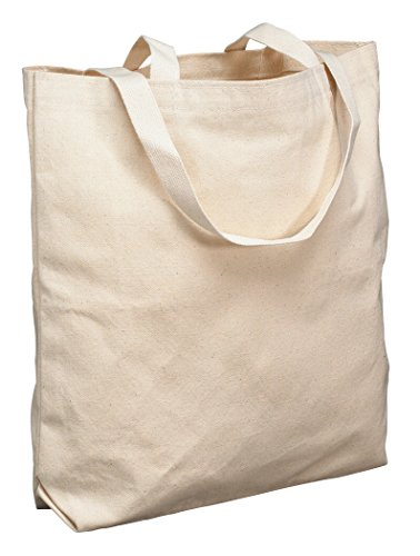 Natural Canvas Bag