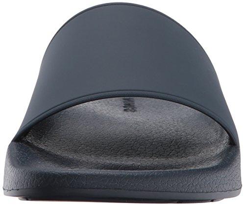 Vince Damen Westcoast Slide Sandale Marine-Gummi