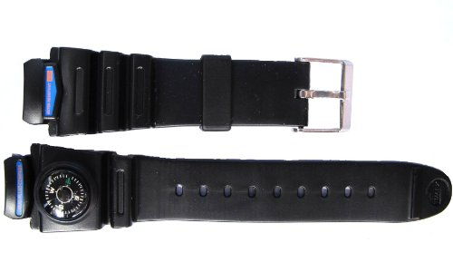 Timex Compass Rubber Watch Band Water Resistant 100M Fits all watches 18mm