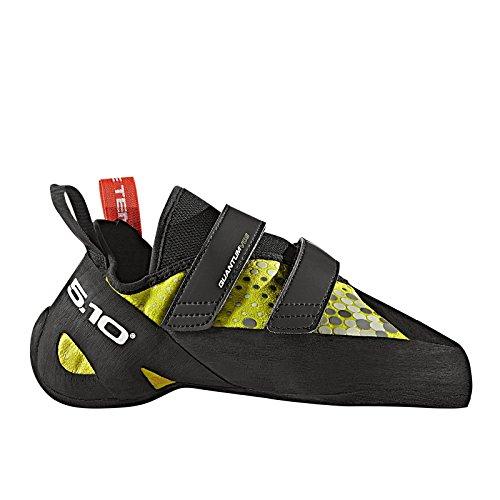 Five Ten Men's Quantum VCS Rock Climbing Shoe Mens Solar Yellow 10 -