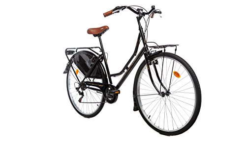 🥇 Moma Bikes Bicicleta Paseo  HOLANDA 28″