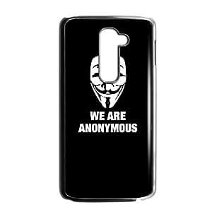 DIY Printed V for Vendetta hard plastic case skin cover For LG G2 SNQ692056