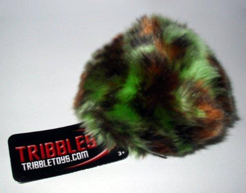 Tribble Toys STAR TREK PLUSH TRIBBLE - Snake Camouflage - Small Size ()