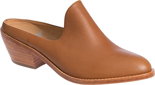 Handmade Leather Shoes Fortress Michelle Women's Slide Caramel of Inca qwxZ6RO