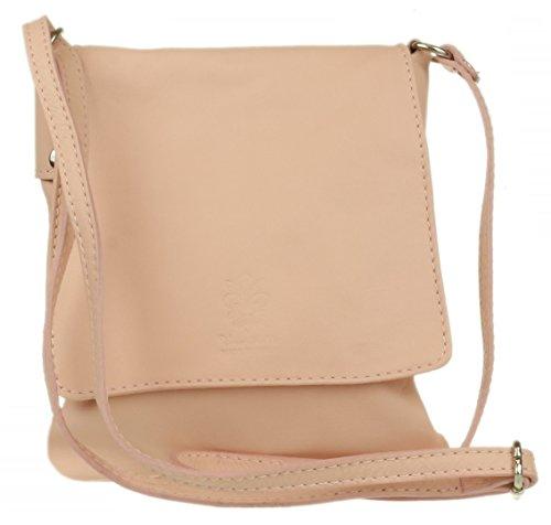 Girly Handbags Paola, Sacs bandoulière Pinky Nude