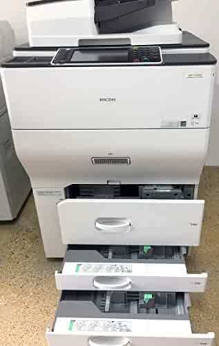 Ricoh Aficio MP C6502 Color Multifunction Copier - A3, 65ppm, Copy, Print, Scan, Duplex, ADF, 2 Trays and Tandem Tray