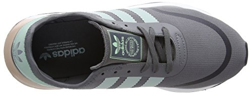 CLS S18 Runner F17 Gris Basses Ash Femme White Grey Ftwr Four Green Sneakers Iniki adidas qEaxB75
