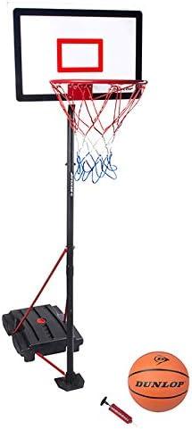 DUNLOP 22873 - Set de Baloncesto con Bomba y Pelota Infantil ...