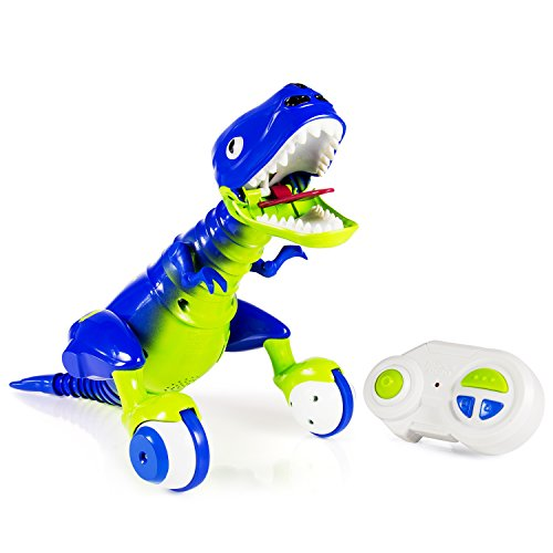 Zoomer Dino, Jester Interactive Dinosaur (Best Games Console For 7 Year Old 2015)