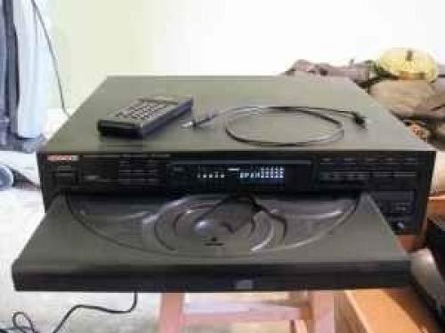 Kenwood DP-R4430 5 disc CD changer