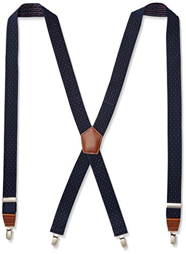 Navy Blue Suspenders - 7