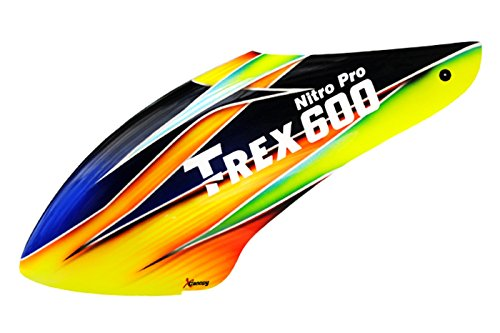 T-rex 600n Canopy - 5