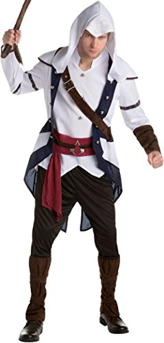 Assassins Creed: Connor Classic Adult Costume - ()