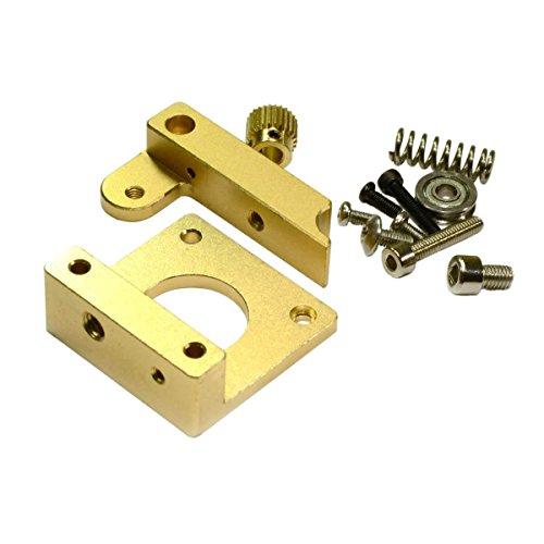 [Gulfcoast Robotics] All Metal Direct Drive Extruder DIY Upgrade Kit for RepRap 3D printer Prusa i3.
