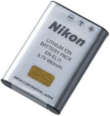 Nikon En El11 Akku 680 Mah Lithium Ionen Computer Zubehör