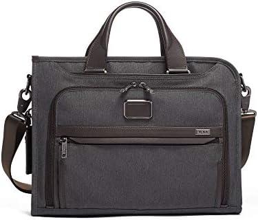 TUMI Portfolio Organizer Briefcase Anthracite product image