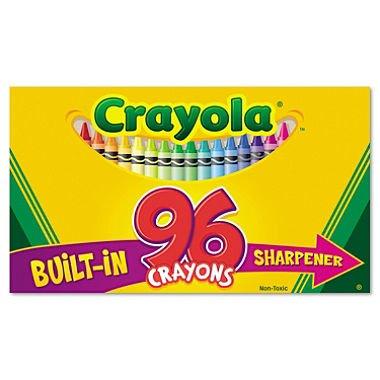 96 Crayons - 4