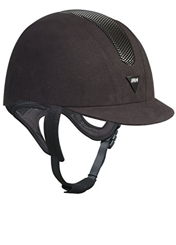 ATH SSV IRH Stainless Steel Vent Helmet, Black, Size 7 ()