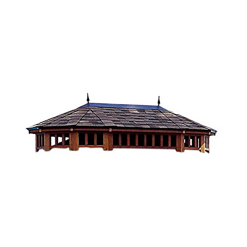 Handy Home Products Monterey 2-Tier Roof Kit for 12 by 16-Feet (Handy Home Products Gazebo)