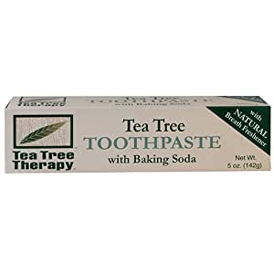 Tea Tree Therapy Toothpaste, 5 Ounce