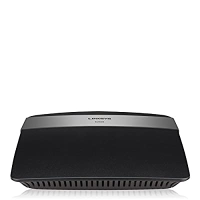 Linksys E2500 (N600) Advanced Simultaneous Dual-Band Wireless-N Router from Linksys