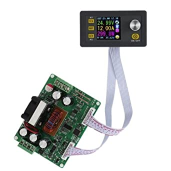 Constant Voltage Programmable Step-down Power Supply Module LCD Buck Converter C