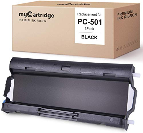 myCartridge PC501 Compatible with Brother Fax Cartridge for use in Brother FAX 575 Fax Printers
