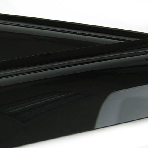 Set of 4Pcs Smoke Window Sun Rain Visor Vent Guard Deflector Shade For 2008 2009 2010 Dodge Avenger 99/_OnLine