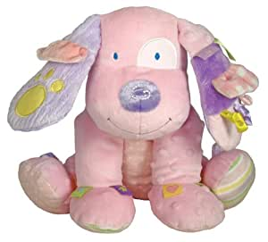 Kids Preferred Label Loveys Plush Toy, Little Lovey Puppy (Discontinued by Manufacturer)