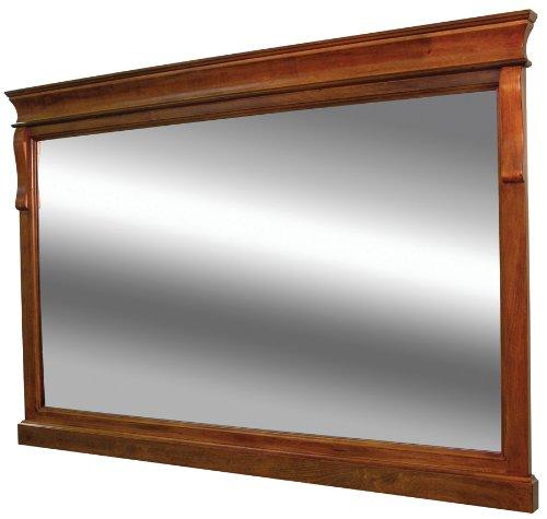 Pegasus NACM3632 Naples 36-Inch Mirror, Warm Cinnamon ()