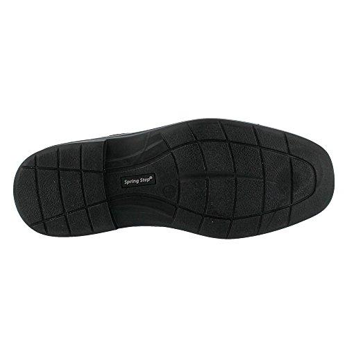 Lente Stap Heren Coolidge Loafers Zwart