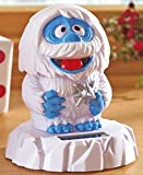 Abominable Snowman Bumble Solar Bobble Head