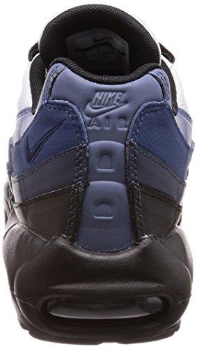 Blue Pure 95 Air Ginnastica Basse Nero Uomo Scarpe da 028 Platinum Black NIKE Max Essential Obsidian Navy qFwxHRH6O