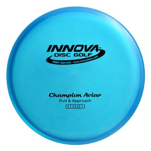 Innova Disc Golf Aviar Champion Putter Golf Disc Assorted Colors by Innova Disc Golf ()
