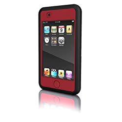 Touch for Ipod Touch Black / Red