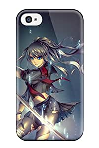 Amberlyn Bradshaw Farley's Shop Hot atlantica animegames Anime Pop Culture Hard Plastic iPhone 4/4s cases