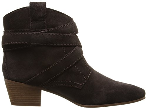 West Nine Women's Brown Dark Lairah Ankle Bootie C7pOBUq7
