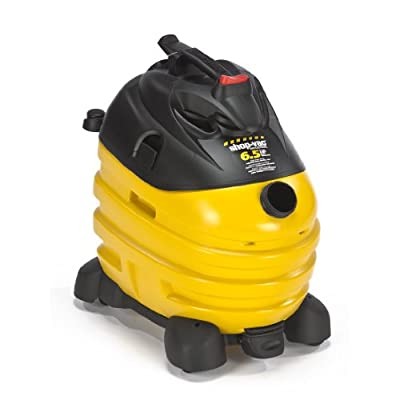 Shop-Vac Wet/Dry Vacuum 10-Gallon with Tool & Cord Storage