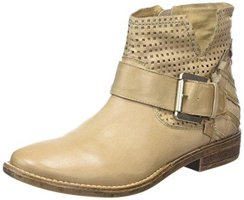 011 Boot Beige SPMCalvados Beige 011 Beige Ankle Mujer Beige Summer botas FqZwOxE48