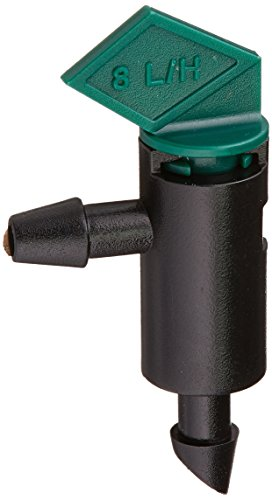 DIG FN2B Drip Emitter, Green