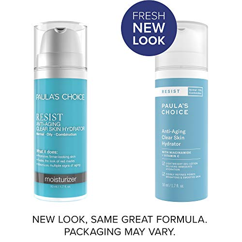 Paula's Choice-RESIST Anti-Aging Clear Skin Hydrator Moisturizer, 1.7 oz Bottle