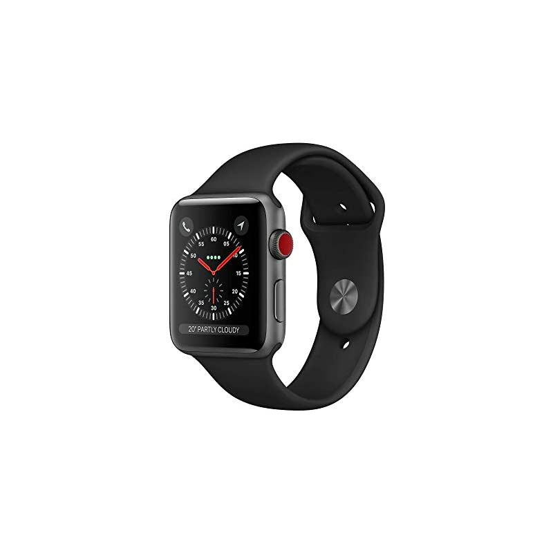 Apple Watch Series 3 (GPS + Cellular), 4