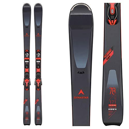 DYNASTAR Speed Zone 4x4 78 Skis with Xpress 10.0 Bindings 2020-164cm