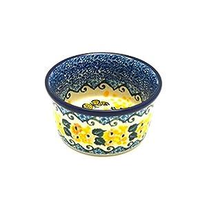 Polish Pottery Ramekin – Unikat Signature – U4592